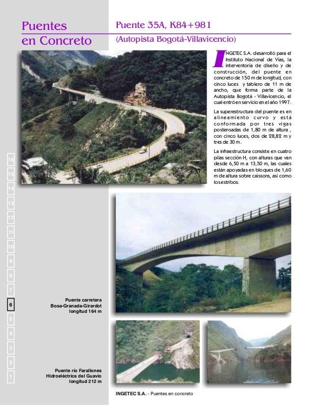 """Puente de Juntas  I  nterconexión Eléctrica S.A. """"ISA"""", contrató a INGETEC S.A. para realizar el proyecto y diseño e inter..."""