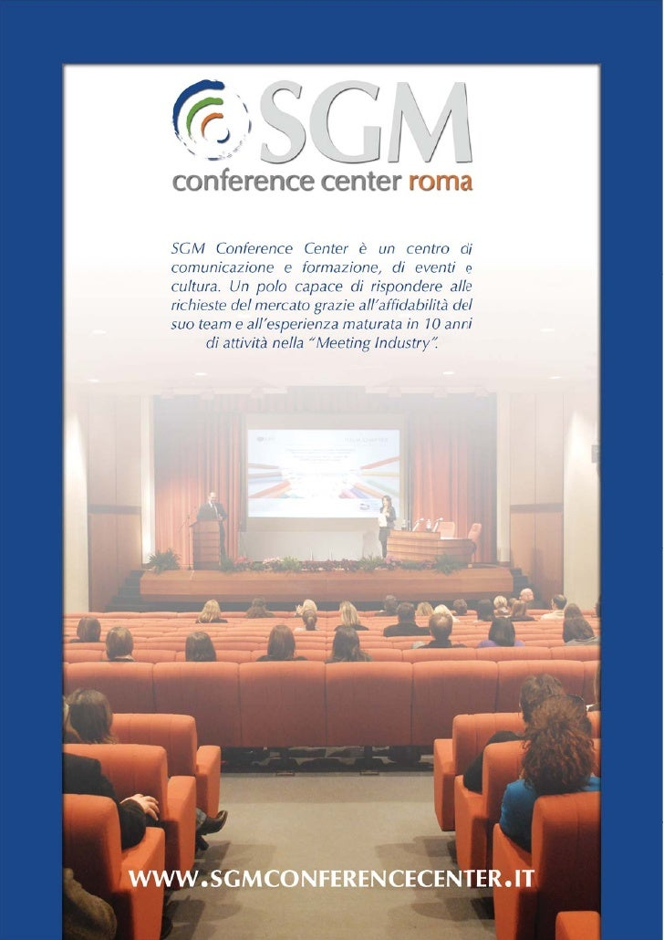 member ofconference center roma                                                                                      ROMAS...