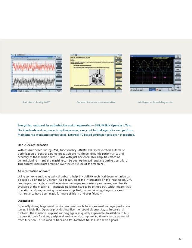 Brochure sinumerik