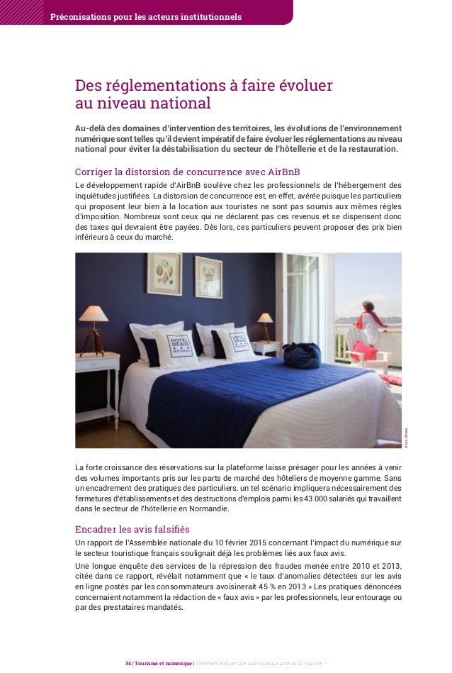 tourisme et num rique comment voluer face aux nouveaux acteurs du. Black Bedroom Furniture Sets. Home Design Ideas