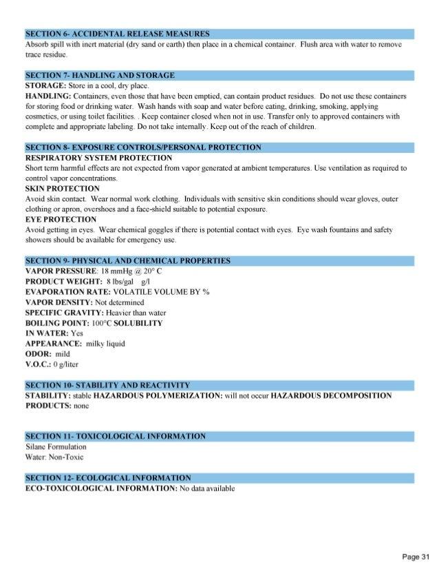 SDS Products Brochure 2014 BellevueTradingPost com