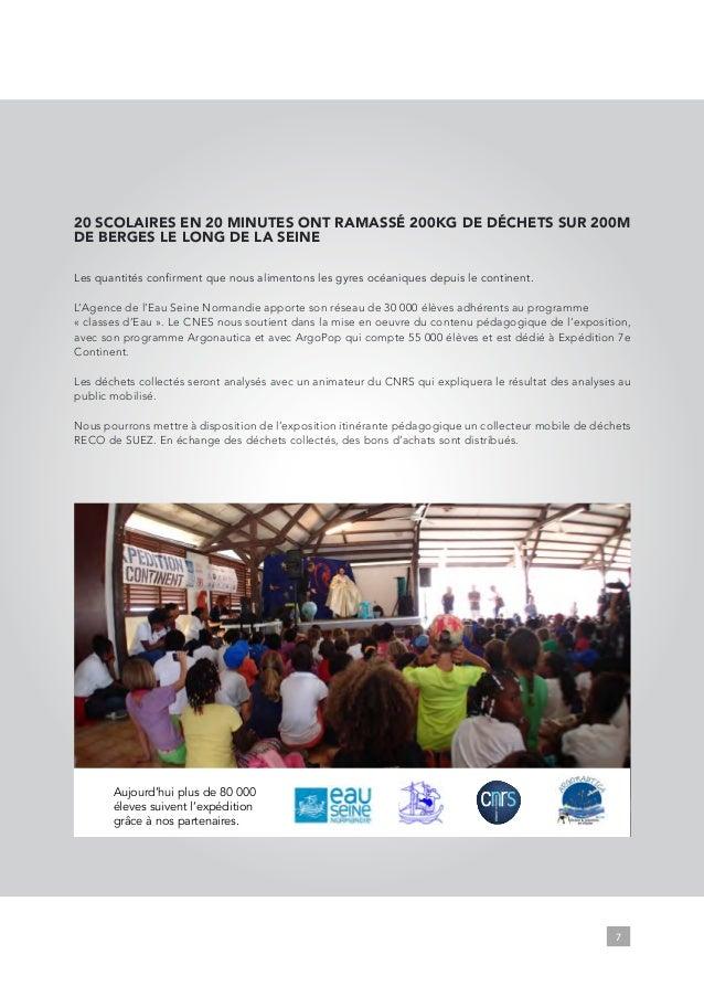brochure exp u00e9dition 7e continent 2016