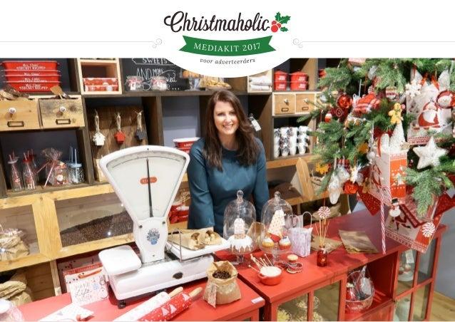 Over Christmaholic Christmaholic.nl is de grootste kerstblog van Nederland & België. Tienduizenden kerstfans vinden er ied...