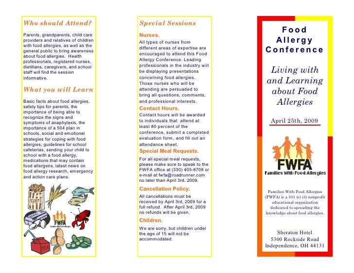 Food Allergy Conference