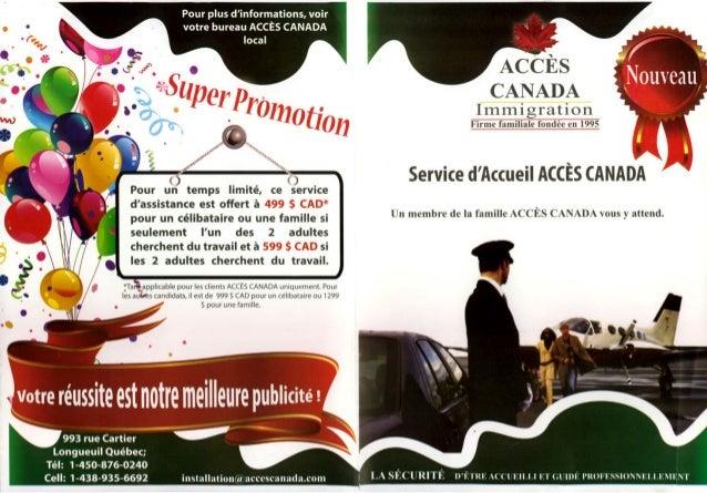Brochure accueil janvier 2013