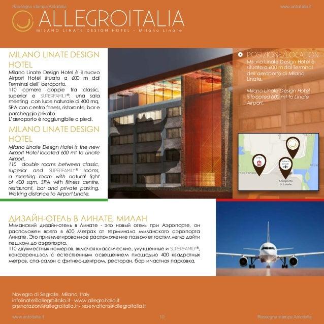 Allegro Hotel Milano Linate