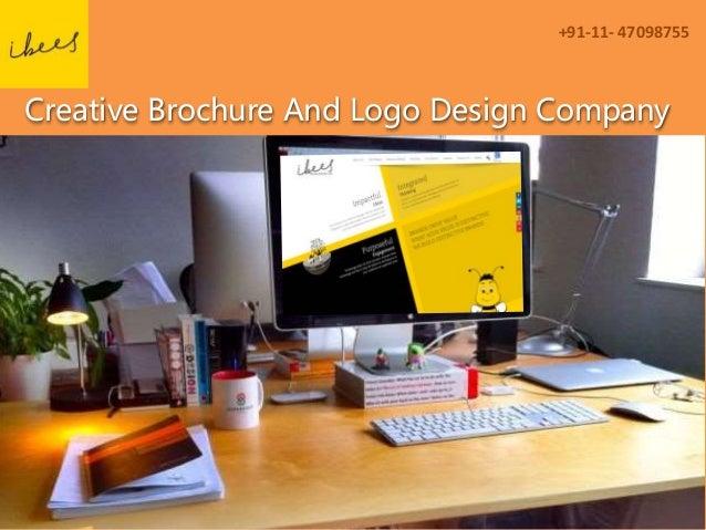 Creative brochure and logo design company for Interactive brochure design
