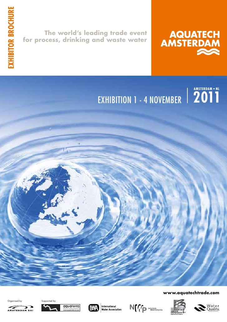 EXHIBITOR BROCHURE                              The world's leading trade event                      for process, drinking...
