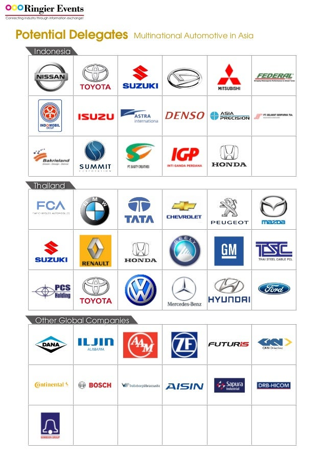 2nd Asian Automotive World Class Manufacturing Summit 2015