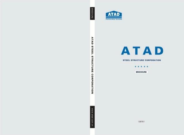 Brochure ATAD Steel Structure