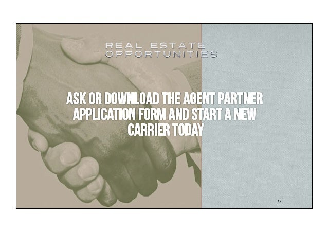 Become an agent member