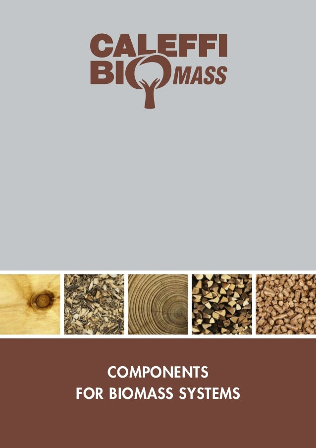 COMPONENTS FOR BIOMASS SYSTEMS