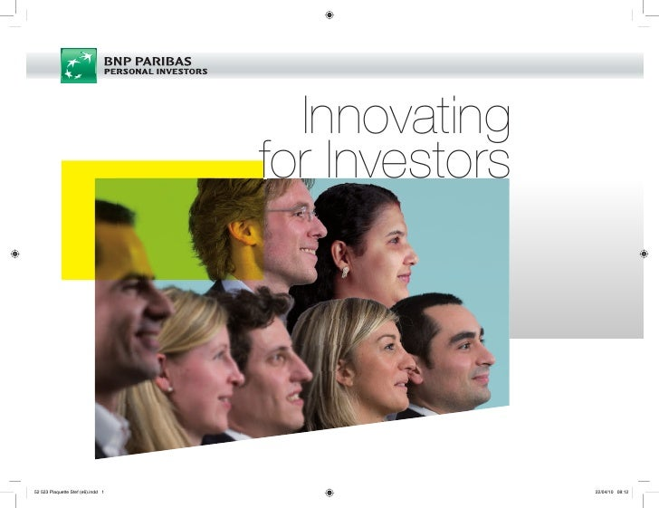 Innovating for Investors