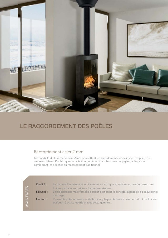 Chauffage Granulés De Bois - Poujoulat Brochure Solutions pour le chauffage au bois et granules