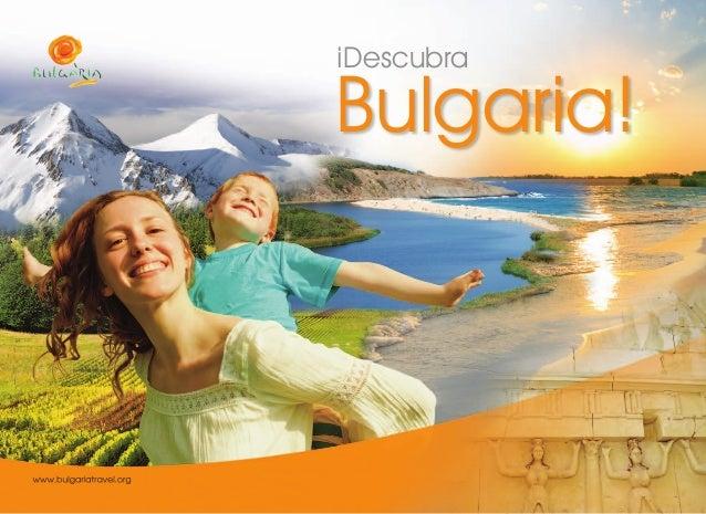 ¡Descubra  Bulgaria!