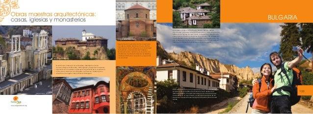 Obras maestras arquitectónicas: casas, iglesias y monasterios  BULGARIA Melnik Kovachevitsa  Rotonda de San Jorge - Sofía ...