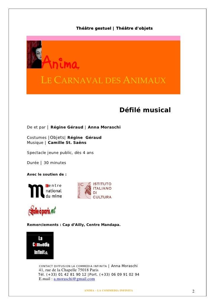 Brochure carnaval calameo Slide 2