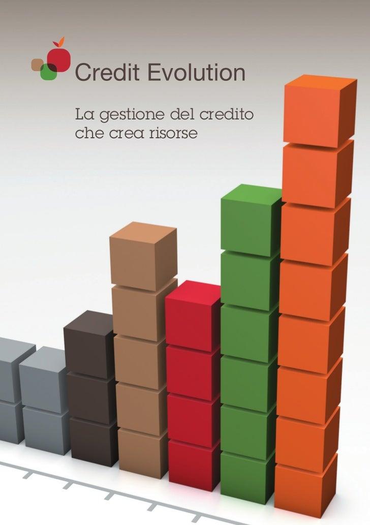 La gestione del creditoche crea risorse