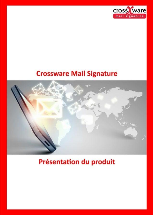 Image de marque Créer des signatures professionnelles qui contiennent le logo de votre entreprise et vos coordonnées perso...