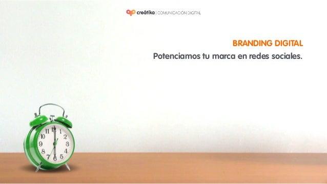 Brochure Agencia Creátika 2015 Slide 3
