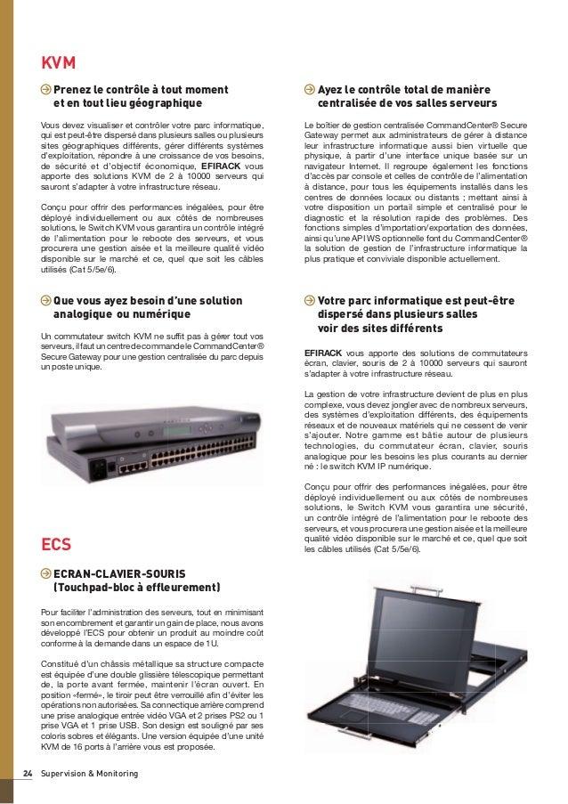 brochure datacenter efirack. Black Bedroom Furniture Sets. Home Design Ideas