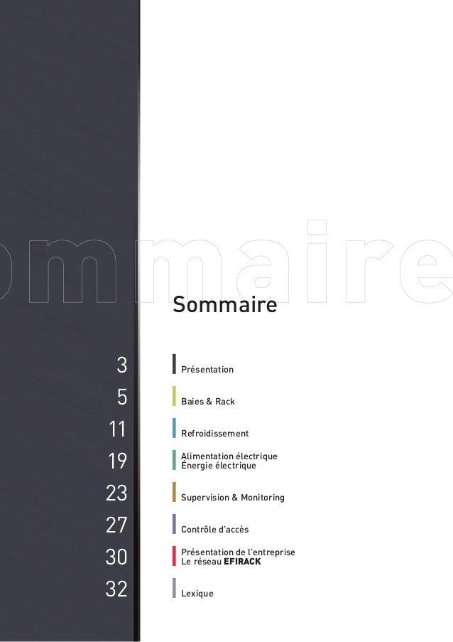 Brochure datacenter efirack Slide 3