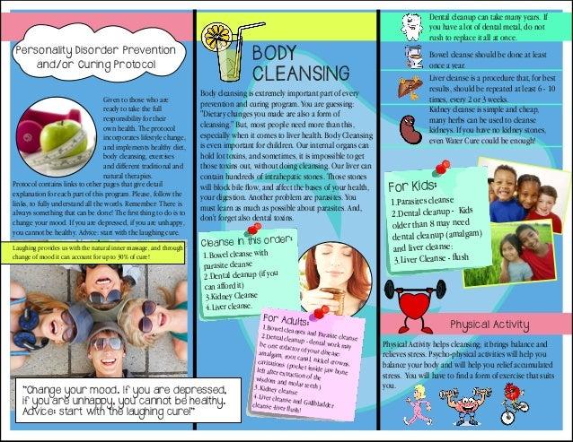 Dog Food Brochure