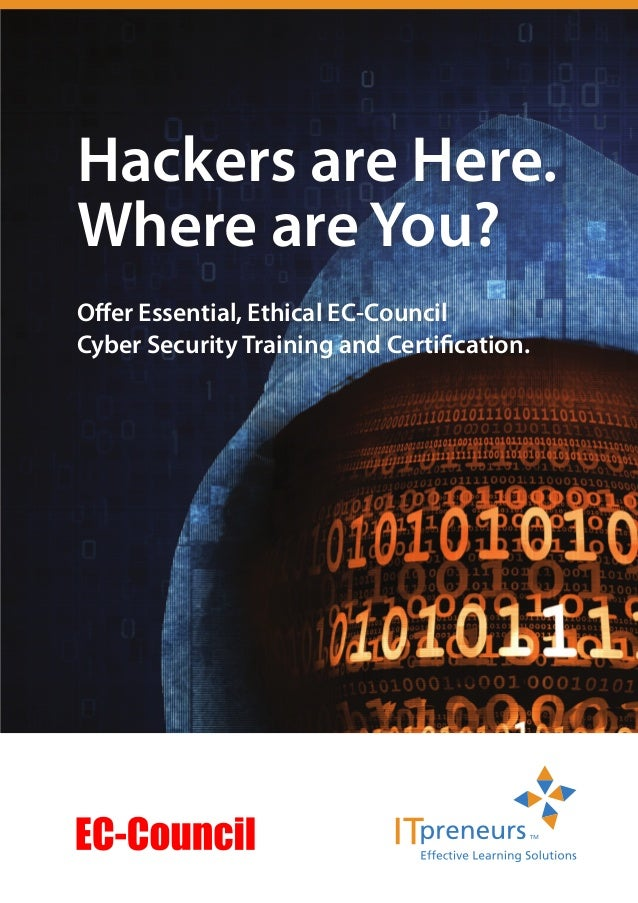 Ec Council Cyber Security Training And Certifications