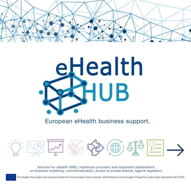 eHealth HUB. European eHealth business support