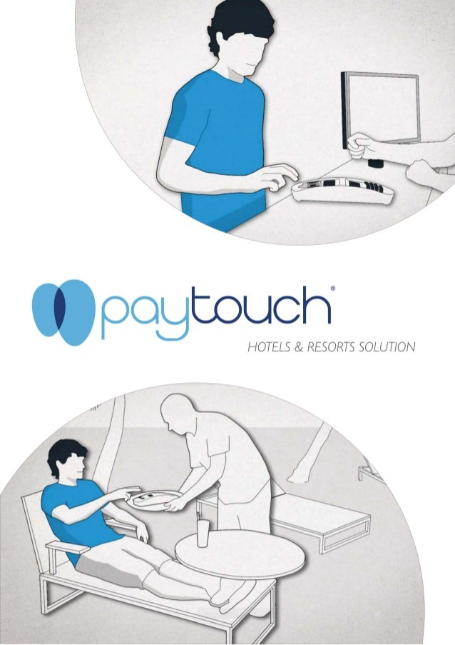PayTouch Brochure - Hotels & Resorts Solution