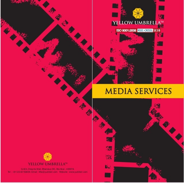 Yellow Umbrella Media Services