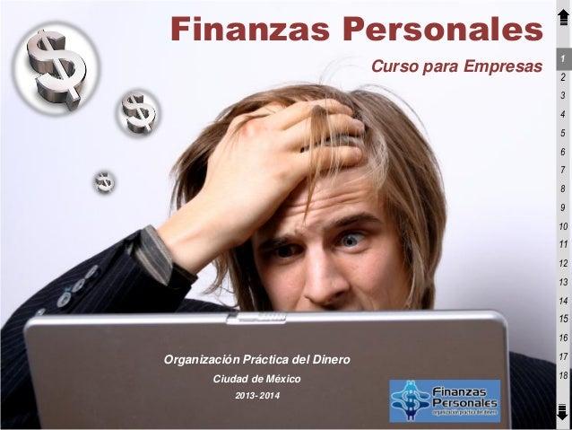 Finanzas Personales                                                         1                                   Curso para...