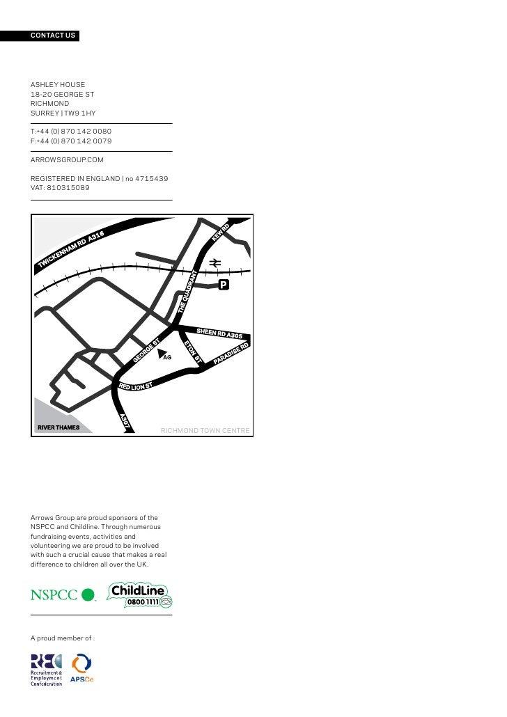 Arrows Group Brochure (Technology)