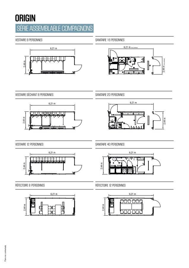 les gammes de solutions modulaires par algeco. Black Bedroom Furniture Sets. Home Design Ideas
