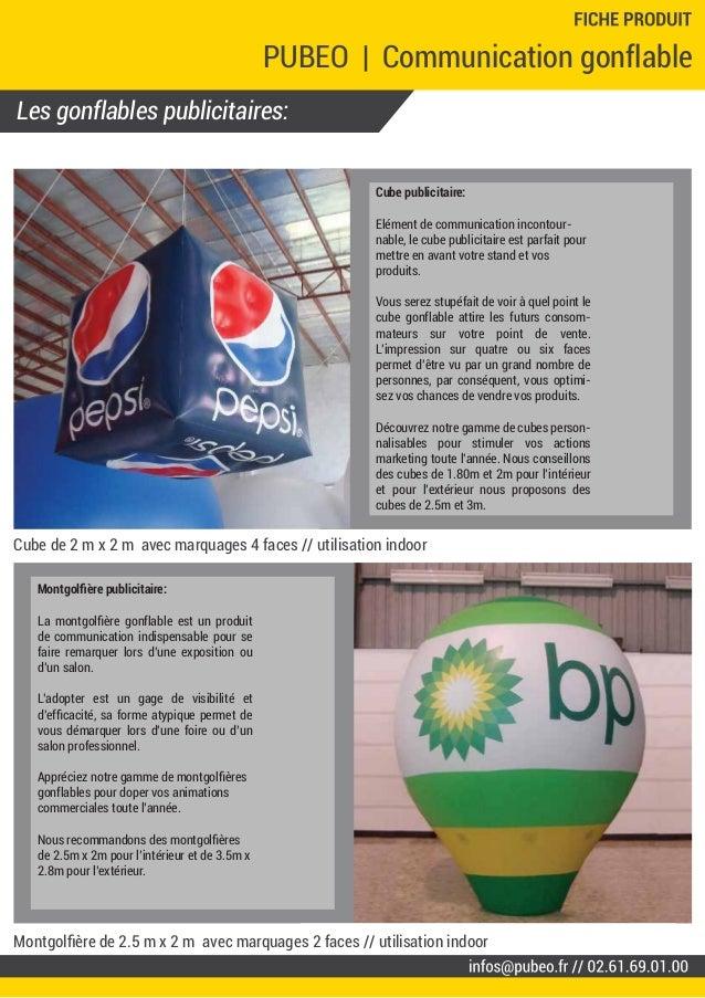 Brochure gonflables   0315 Slide 3