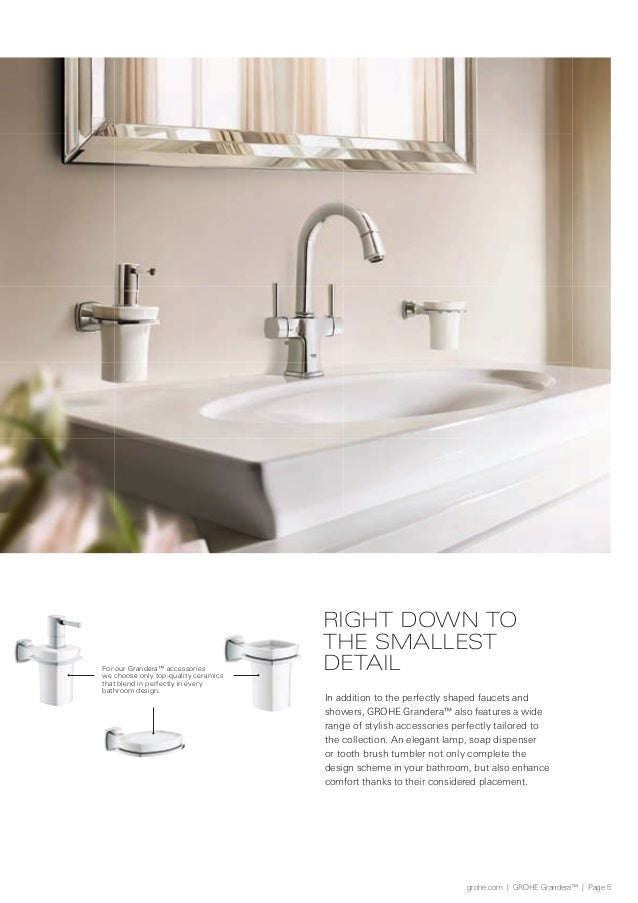 Beautiful Grohe Taps Catalogue Ensign - Sink Faucet Ideas - nokton.info