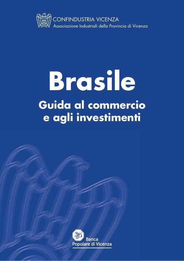 BrasileGuida al commercio e agli investimenti