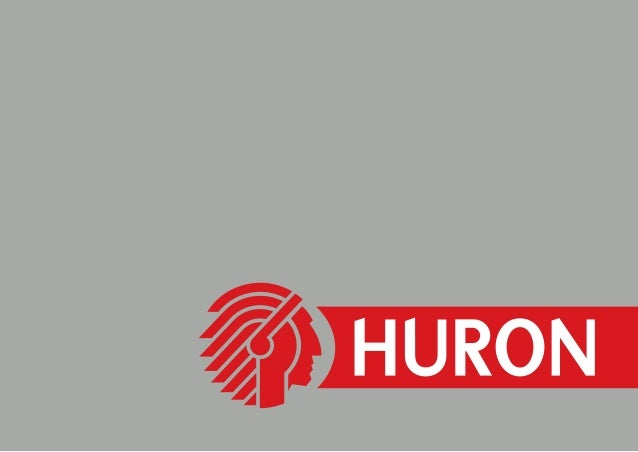 ÉDITO Bernard ECHEVARD, Directeur Général Depuis 160 ans, la société Huron Graffenstaden imagine, conçoit et assemble des ...