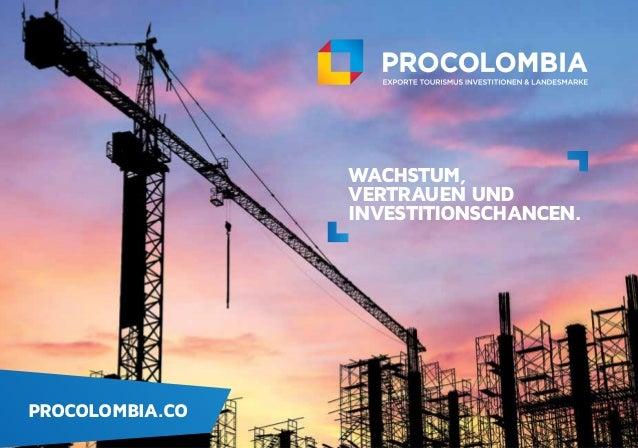 PROCOLOMBIA.CO WACHSTUM, VERTRAUEN UND INVESTITIONSCHANCEN.