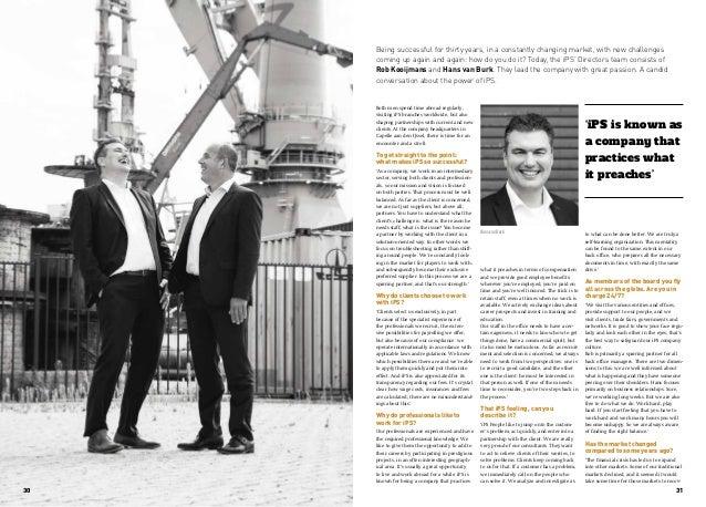 iPS Magazine 2018