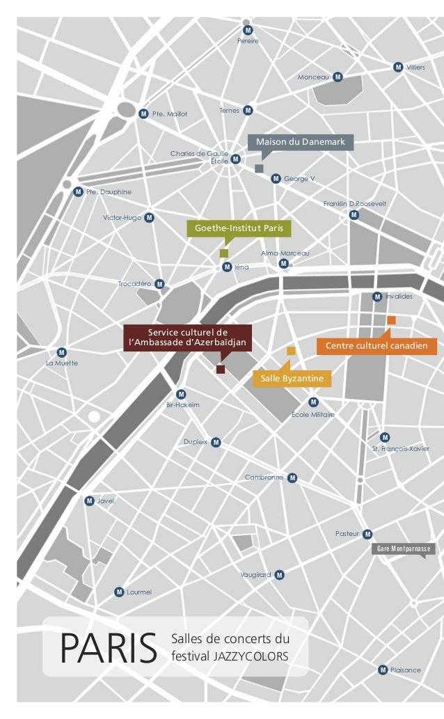 Billeterie Prix des places : de 5 € à 20 €, selon les centres culturels Vente de places pour la majorité des concerts sur ...