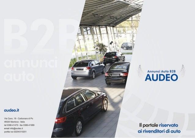 Brochure Audeo