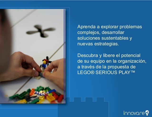 Taller de LEGO Serious Play Slide 2