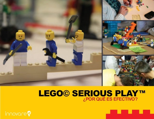 Taller de LEGO Serious Play