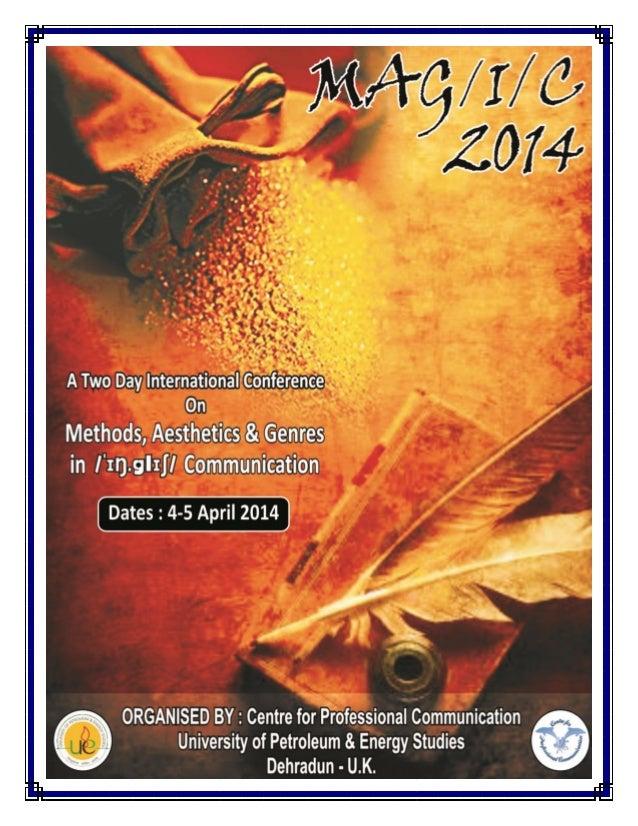Brochure Magic 2014