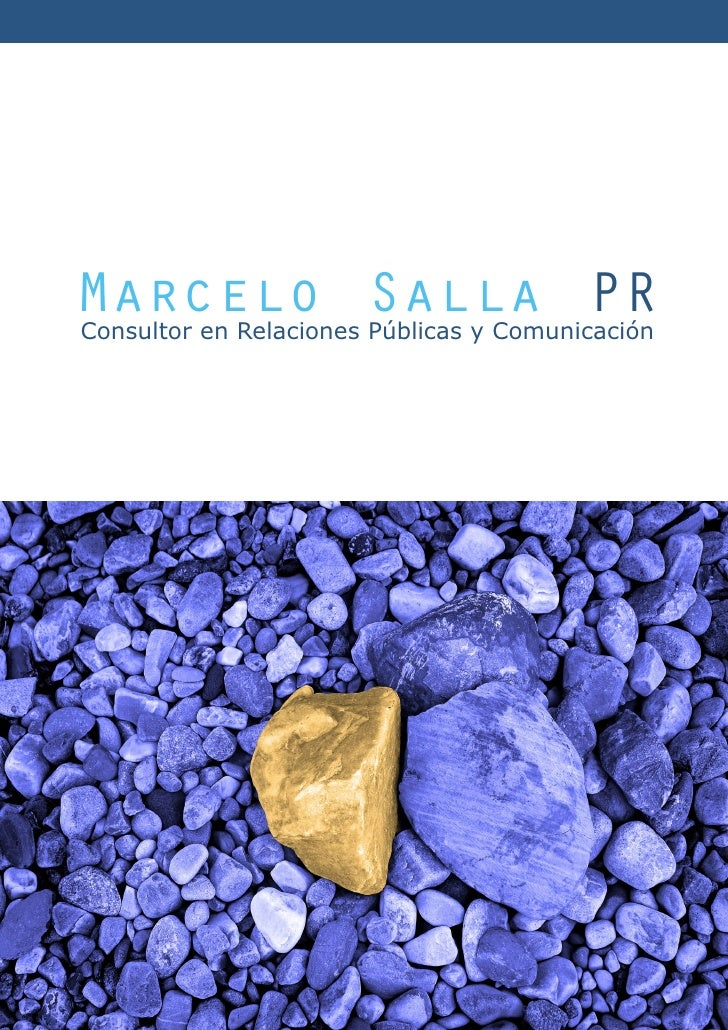 Marcelo Salla PR Consultor en Relaciones Públicas y Comunicación