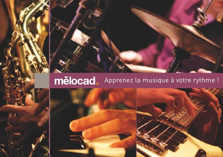 Apprenez la musique à votre rythme !