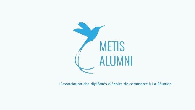 L'association des diplômés d'écoles de commerce à La Réunion