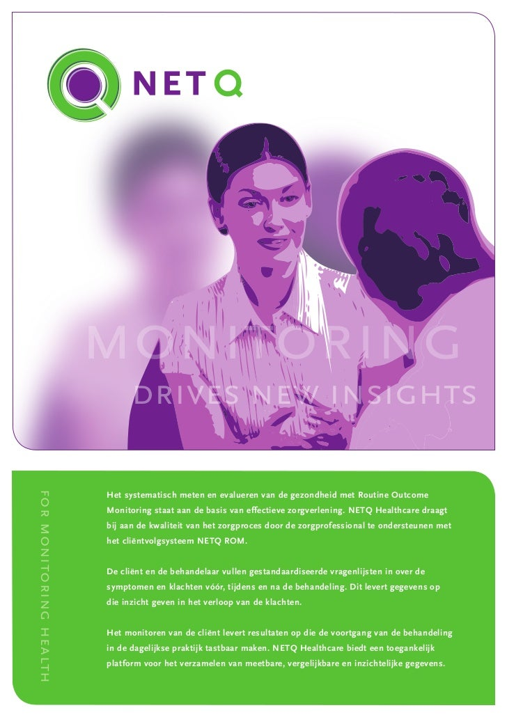 monitoring                              drives new insightsfor monitoring health                        Het systematisch m...