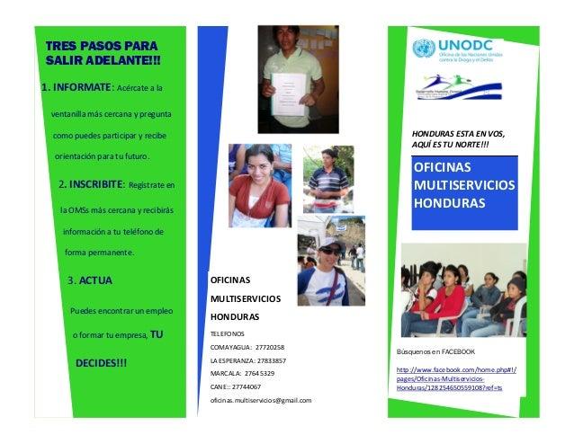 Brochure OFICINAS MULTISERVICIOS